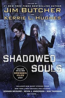 Book Cover: Shadowed Souls