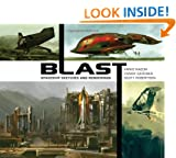 BLAST: spaceship sketches and renderings