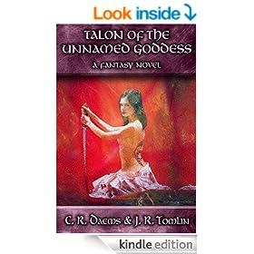 Talon of the Unnamed Goddess, a Fantasy Adventure