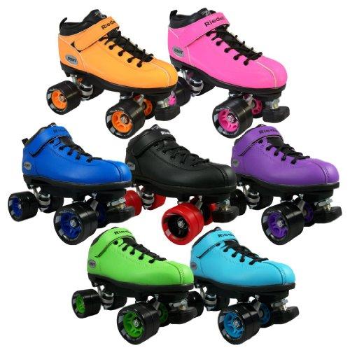 Find Discount Riedell Dart Quad Roller Derby Speed Skates