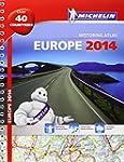 Europe 2014 A4 spiral atlas