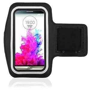 EnGive LG G3 Sport Armband Fitness Armbinde Armtasche Sportarmband Schutzhülle