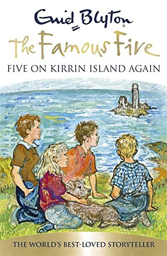 6: Five On Kirrin Island Again (Famous Five)