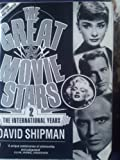 img - for THE GREAT MOVIE STARS: THE INTERNATIONAL YEARS V. 2 book / textbook / text book