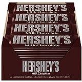 Hershey's 36ct. Plus 1 Bonus Bar (37 Bars Total) (Tamaño: 37 count)