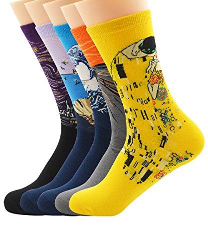 zando-chaussettes-femme-c-5-pairs-taille-unique-18-cm-28-cmpointure-38-43