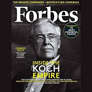 Forbes, December 10, 2012 | [ Forbes]