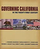img - for Governing California in the Twenty-First Century book / textbook / text book