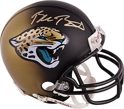 Blake Bortles Jacksonville Jaguars Autographed Riddell Gold Mini Helmet - Fanatics Authentic Certified
