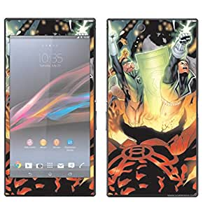 Upper Case Fashion Mobile Skin Sticker For Sony Xperia Z Ultra C6802