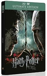 Harry Potter et les reliques de la mort, 2e partie - Ultimate Edition avec boîtier métal 2 Blu-Ray + DVD [Blu-ray]