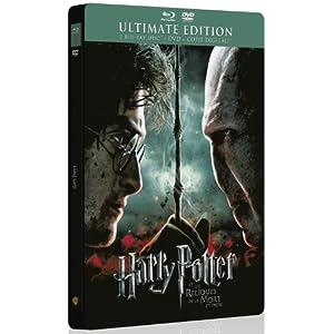 Harry Potter et les Reliques de la Mort - 2ème partie [Ultimate Edition bo