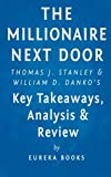 The Millionaire Next Door: by Thomas J. Stanley and William D. Danko | Key Takea: The Surprising Secrets of America's Wealthy
