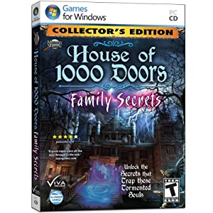 House of 1,000 Doors: Family Secrets - Collector's Edition