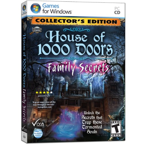 House of 1,000 Doors: Family Secrets - Collector's Edition (Pc Puzzle Games compare prices)