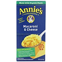 Annie's Homegrown Classic Macaroni & Cheese, 6-Ounce (Pack of 12)