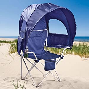 Renetto Original Canopy Chair Backpack Beach Chair