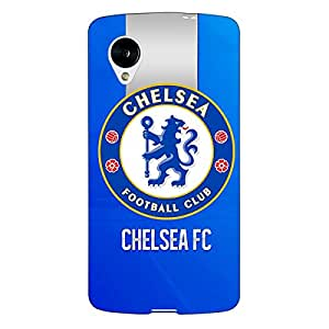 Jugaaduu Chelsea Back Cover Case For Google Nexus 5