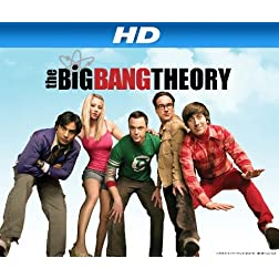 The Big Bang Theory: The Complete Fifth Season [HD]