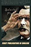 img - for Selected Plays of Alphonse Allais book / textbook / text book