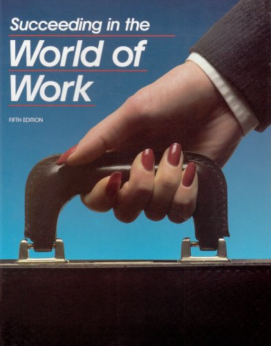 Succeeding in the World of Work PDF