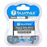 Blumax Li-Ion Battery for Sony Ericsson BST41/Aspen M1i/Xperia X1/X2/X10 Play (3.7 V 1400 mAh)