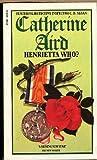 Henrietta Who? (0552127930) by Catherine Aird