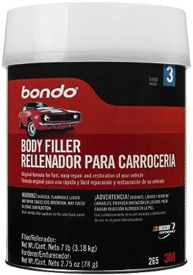Bondo Lightweight Filler Pint Can