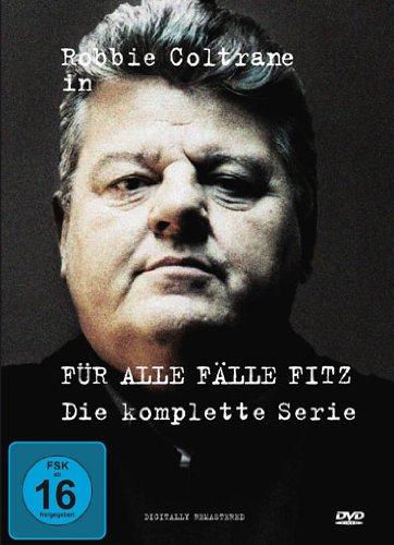 Für alle Fälle Fitz - Staffel 1-4/Die komplette Serie [11 DVDs]