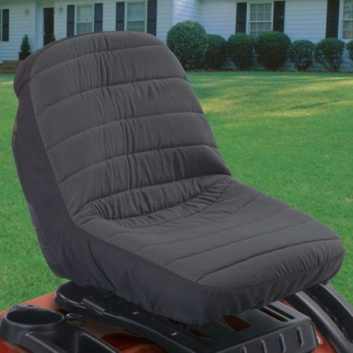 Lawn Mower Seat Trim : Classic accessories deluxe tractor seat cover small dk