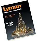 Lyman 9816049 49Th Edition Reloading Handbook