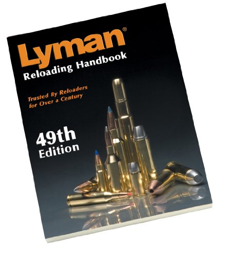 Read About Lyman 49Th Edition Reloading Handbook