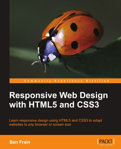 Responsive Web Design  HTML5 and CSS3 (Community