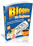51xvBOkFUgL. SL160  Blogging for Beginners