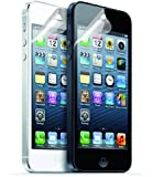 Itab Apple Iphone 5S Front + Back Anti Glare Matte Screen Guard - Set Of 2