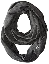 Coal Men\'s Conrad Eternity Scarf, Charcoal, One Size