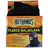 HeatMax Balaclava Head & Neck Warmer (Black)