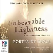 Unbearable lightness | [Portia De Rossi]