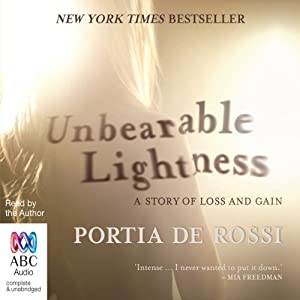 Unbearable lightness | [Portia De Rossi]