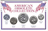 American Obsolete Collection 5 Coin Set - Nearly 2/3 oz Silver