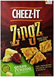 Cheez-It Zingz Wafer Queso, Fundito, 12.4 Ounce