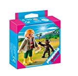 Playmobil - Keeper with Gorilla Baby 4757