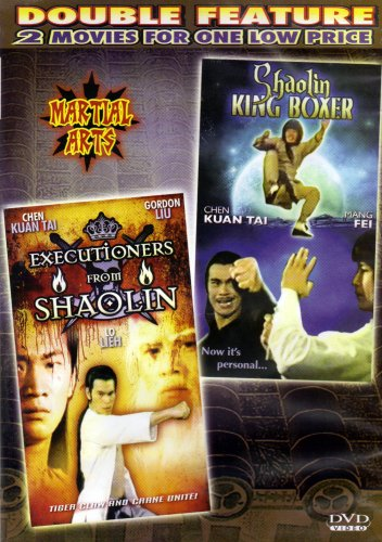Executioners from Shaolin+Shaolin King Boxer [Slim Case]