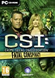 CSI: Fatal Conspiracy (PC DVD)