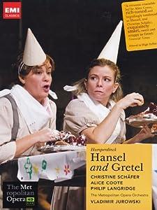 Engelbert Humperdinck - Hansel and Gretel [The Metropolitan Opera HD Live 2007] [DVD] [2008]