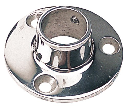 Sea-Dog 280901-1   Round Base Rail Fitting, 90°