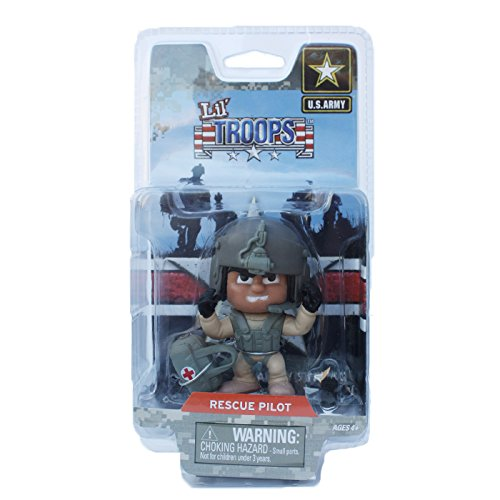 The Party Animal Lil' Troops Rescue Pilot Series 1