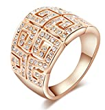 Rose Gold Ring The Queen Of Egypt
