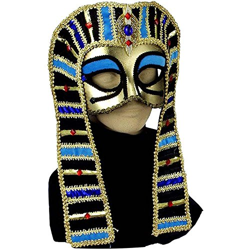Cleopatra Egyptian Mask