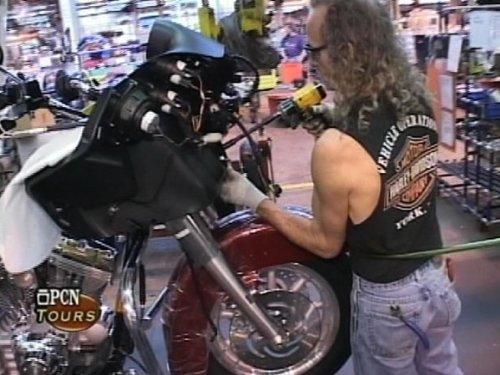 PCN Tours - Harley-Davidson Motorcycles